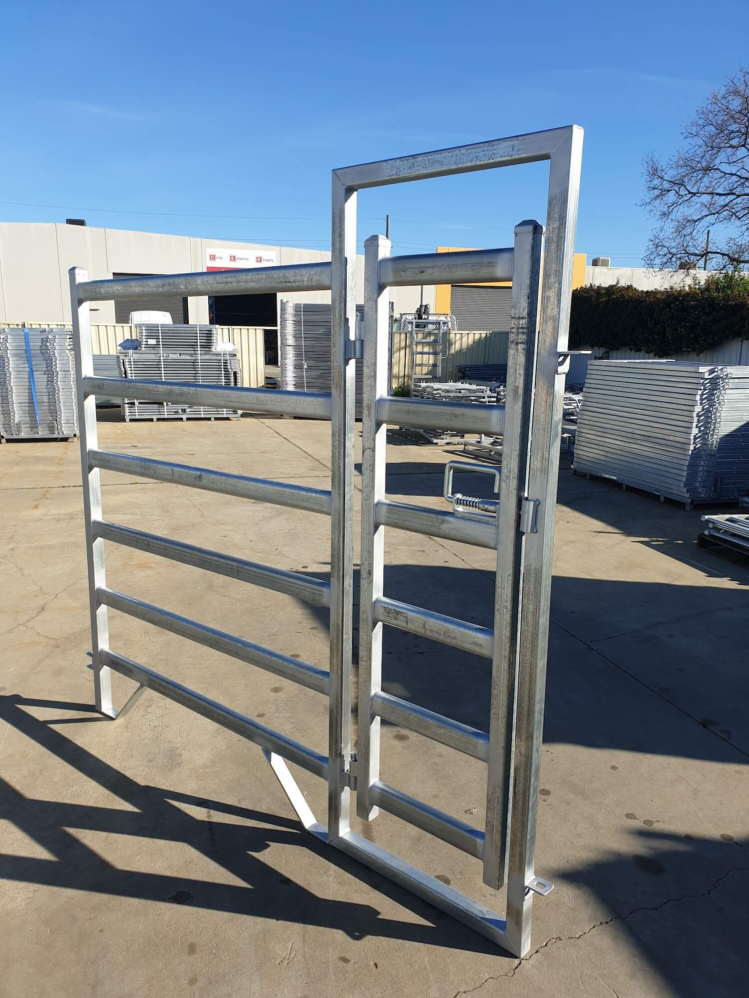 Cattle Full Panel PA Gate 2