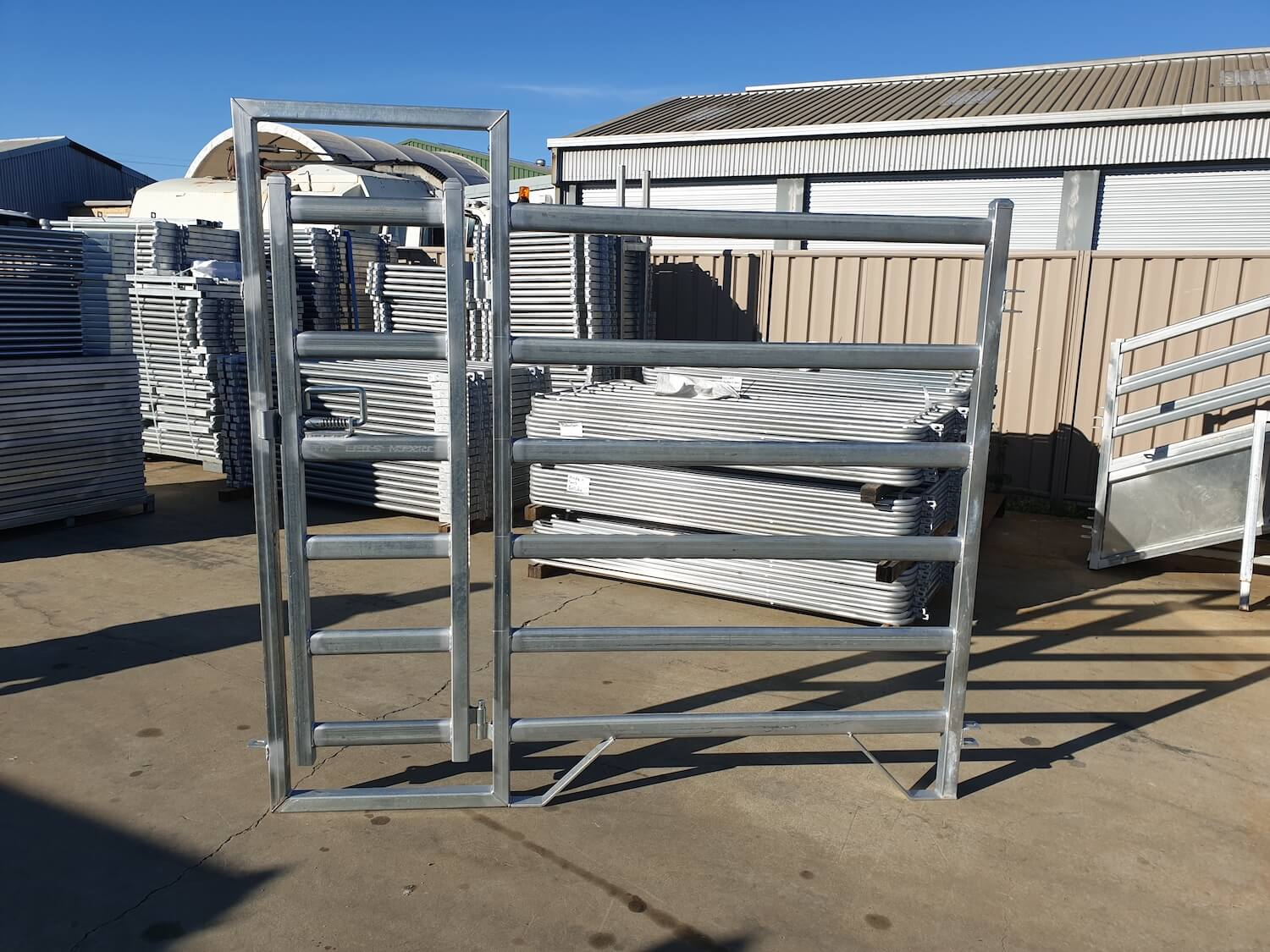 Cattle Full Panel PA Gate 3
