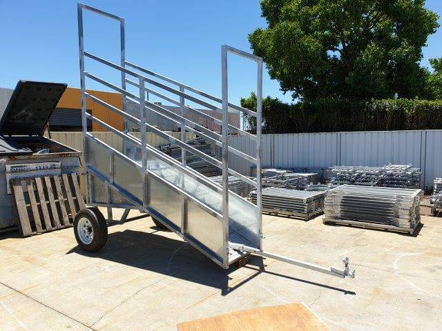 Cattle Ramp Mobile 1