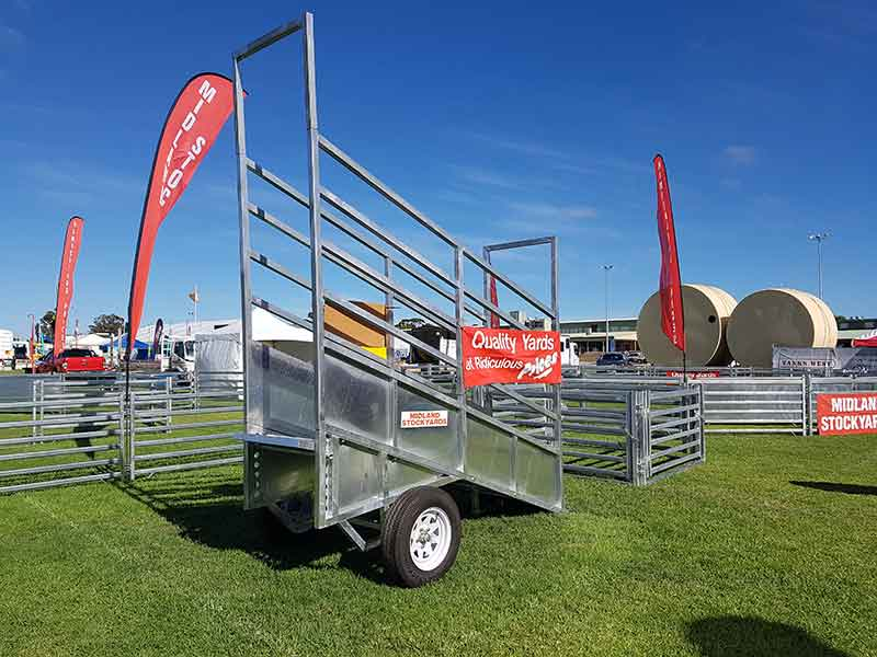 Sheep Loading Ramp 01