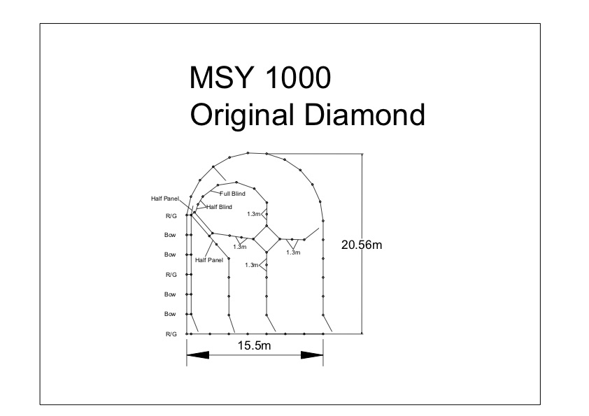 MSY 1000 Diamond