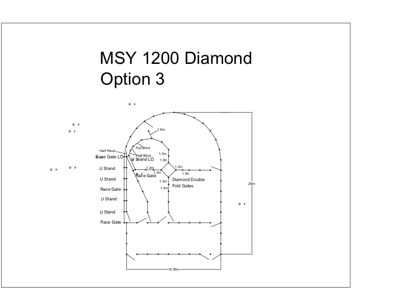 MSY 1200 Diamond Opt 3