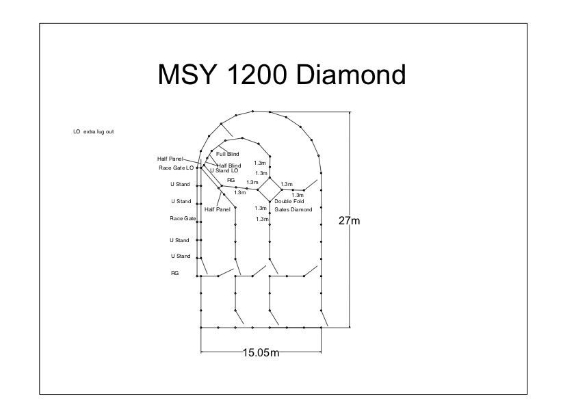MSY 1200 Diamond