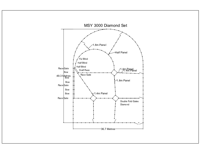 MSY 3000 Diamond